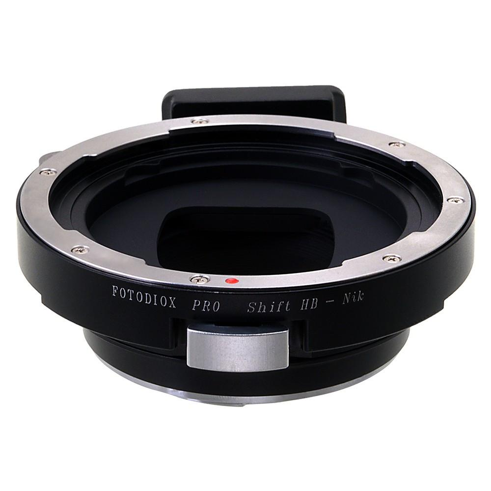 Fotodiox Pro Shift Lens Mount Adapter Hasselblad V-Mount SLR Lens to Nikon F Mount SLR Camera Body by Fotodiox