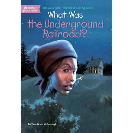 What Was the Underground Railroad? (Paperback) (Paddy On The Railway Picking Up Stones)