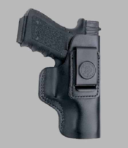 DESANTIS The Insider Black Glock 17 22 20 21 31 LH by Desantis