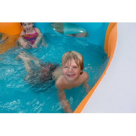 """H2OGO! 66"""" x 66"""" x 22"""" Inflatable Window Pool"""