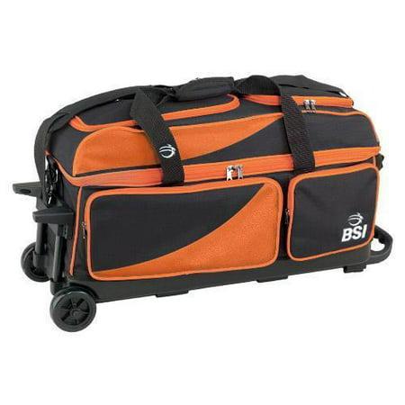 Bsi Bsi3303 Prestige Triple Roller Black Orange Bsi3303 Orange   Triple