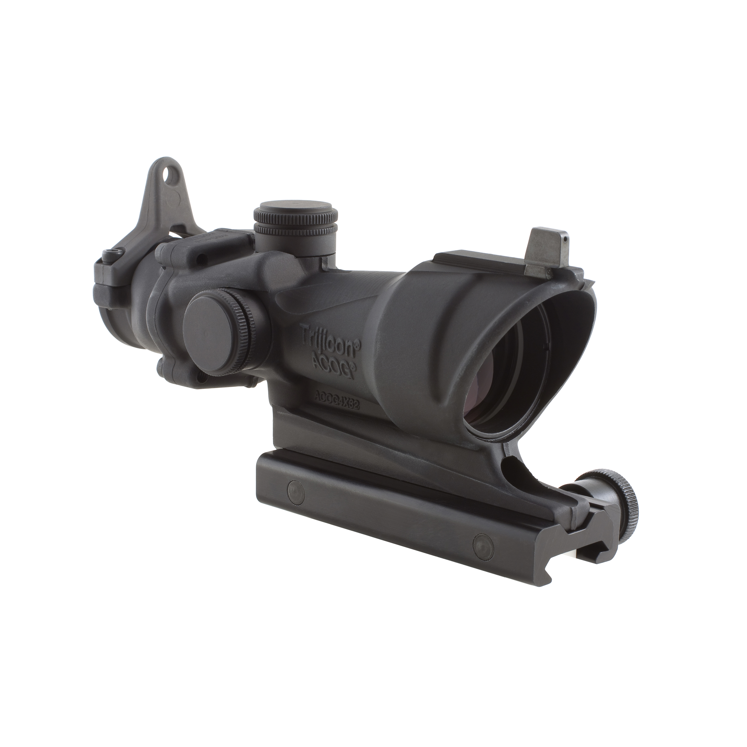 Trijicon ACOG 4x32mm Center Illumination Scope Amber Crosshair .308 Ballistic Reticle with TA51 Mount Backup Iron... by Trijicon