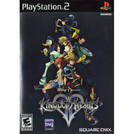 Kingdom Hearts II - PS2 (Refurbished) (Kingdom Hearts 1 Ps2)