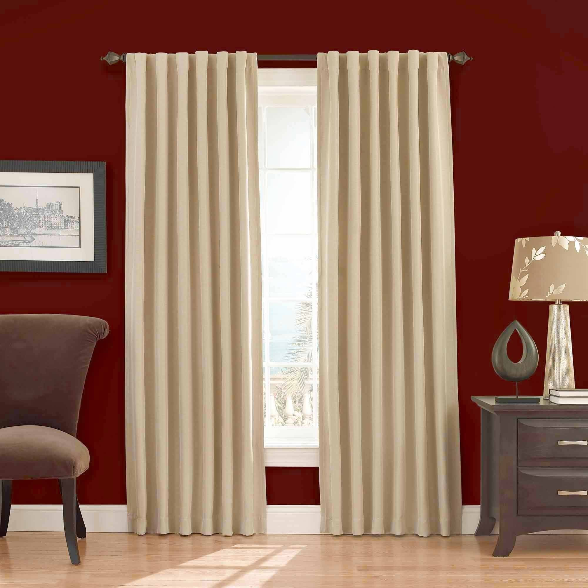 Eclipse Fresno Blackout Window Curtain Panel