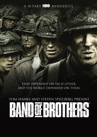 Band Of Brothers (DVD) by WARNER HOME VIDEO