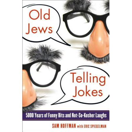 Old Jews Telling Jokes - eBook - Old People Halloween Jokes