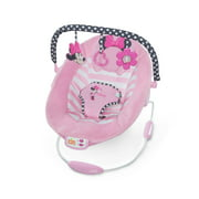 Bright Starts Disney Baby Minnie Mouse Bouncer Seat - Blushing Bows