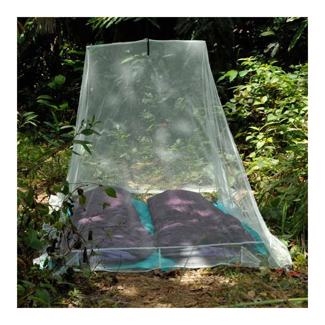 Cocoon Double Camping Mosquito Net with or without Insect Shield by Cocoon