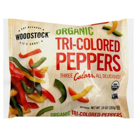 Woodstock Woodstock Peppers, 10 oz