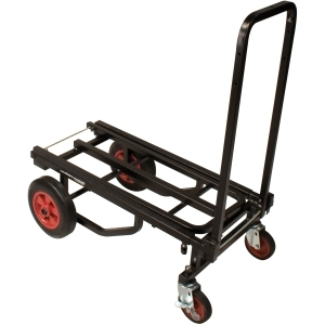 JamStands Series Karma Cart Series Adjustable Professional Equipment Cart - Medium Size