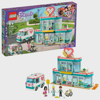LEGO Friends Heartlake City Hospital 41394 Doctor Toy Building Kit (379 Pieces)