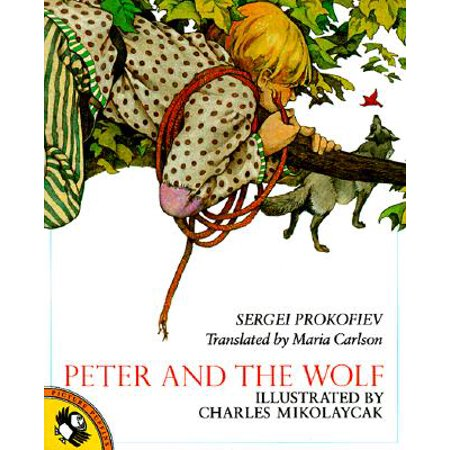 - Peter and the Wolf