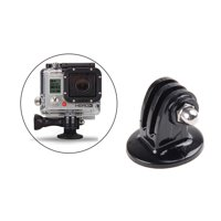 "EEEKit Lightweight Suction Cup Tripod Mount Adapter with 1/4"" Tripod Screw for GoPro Hero 1/2/3/3 +/4"