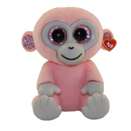 TY Beanie Boos - Mini Boo Figures Series 3 - CHERRY the Pink Monkey (2 inch)