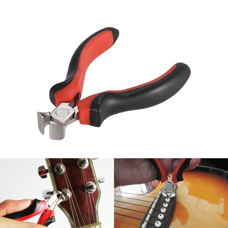 4.5 Inch Guitar String Cutter Cutting Plier End Nipper Fret Wire Puller Guitar Repair Maintenance Tool Luthier
