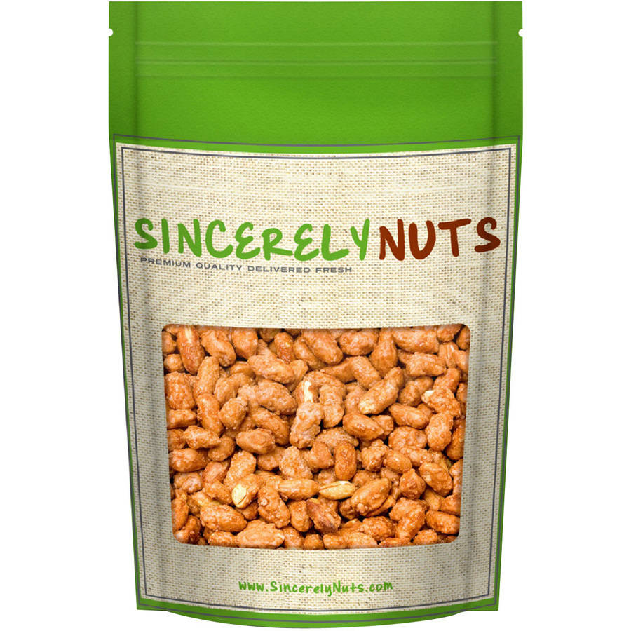Sincerely Nuts Butter Toffee Peanuts, 2 lbs by