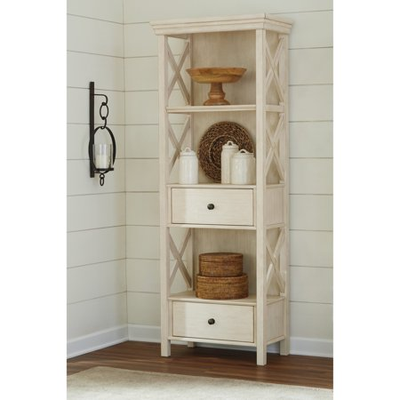 Signature Design by Ashley Bolanburg Display Cabinet/Bookcase