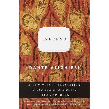 Inferno : A New Verse Translation (Best Dante Inferno Translation)