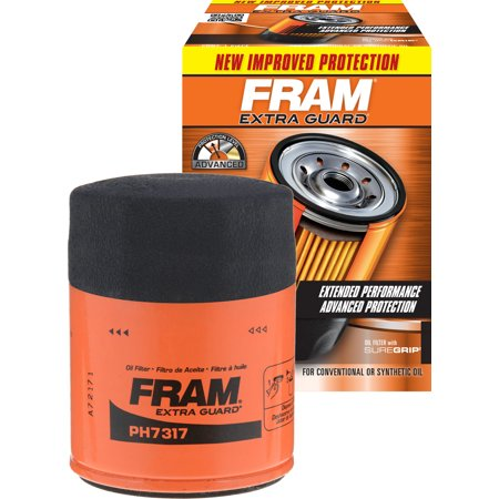 FRAM Extra Guard Oil Filter, PH7317