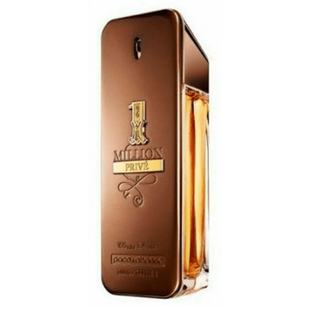 ($98 Value) Paco Rabanne 1 Million Prive Eau De Parfum Spray, Cologne for Men, 3.4 Oz