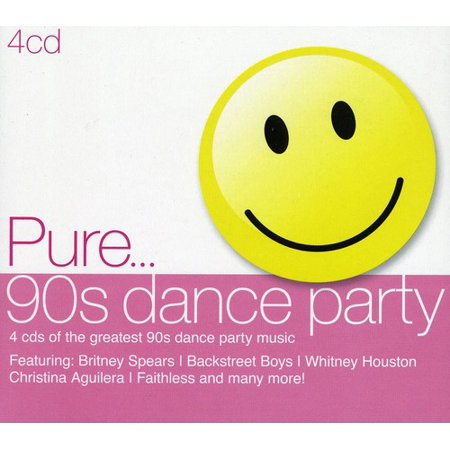 Pure 90s Dance Party / Various - Best Halloween Dance Party Music
