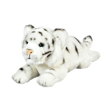 White Tiger Stuffed Animal - White Tiger Plush