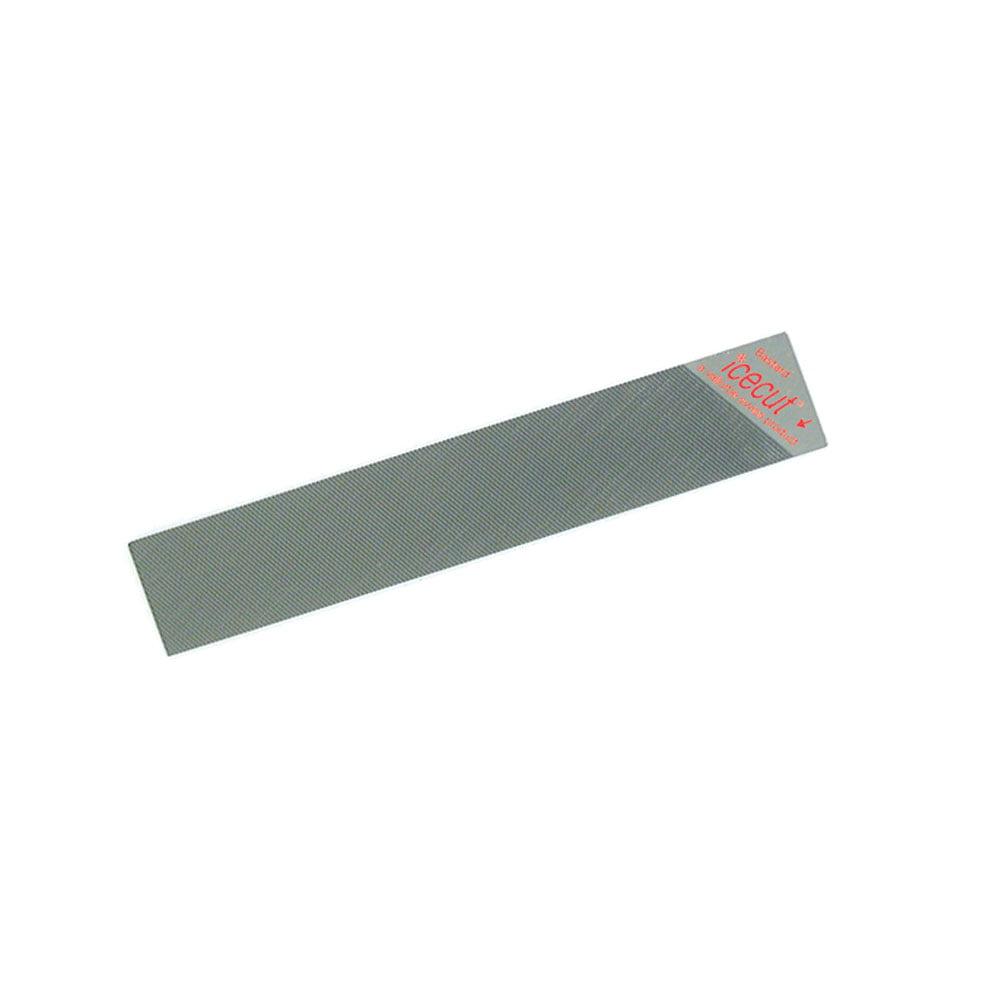 ICECUT Ski Snowboard File Vallorbe Professional 4.7 inch Coarse by ICECUT