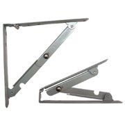 HD SP179412 Folding Shelf Bracket, 12 x 12 in.