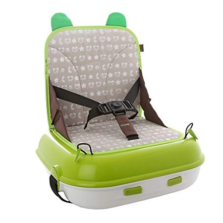 Lil' Jumbl Best Child Booster Seat | Travel Carry Pack Storage