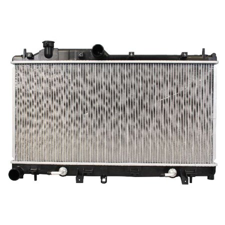 OE Replacement for 2006-2009 Subaru Legacy Radiator (2.5i / 2.5i Limited / 2.5i Special Edition / 2.5i Touring / GT / GT Limited / GT spec.B / Limited /