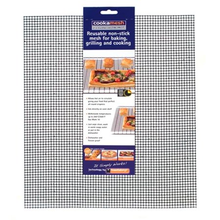 Toastabags 205 13 inch x 16 inch Cookamesh Oven Mesh - Pack of 3