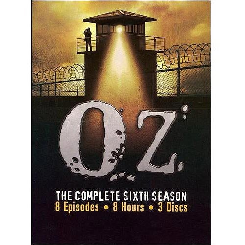 Oz: The Complete Sixth Season (With $5 VUDU Credit) (Full Frame)
