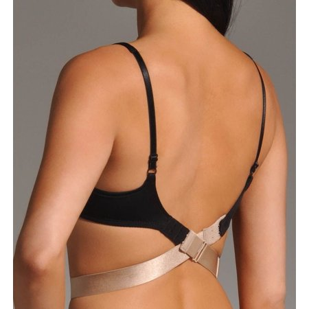 Fashion Forms Bra Strap Converter (Women's Fashion Forms 4105 Adjustable Low Back Strap (Nude)