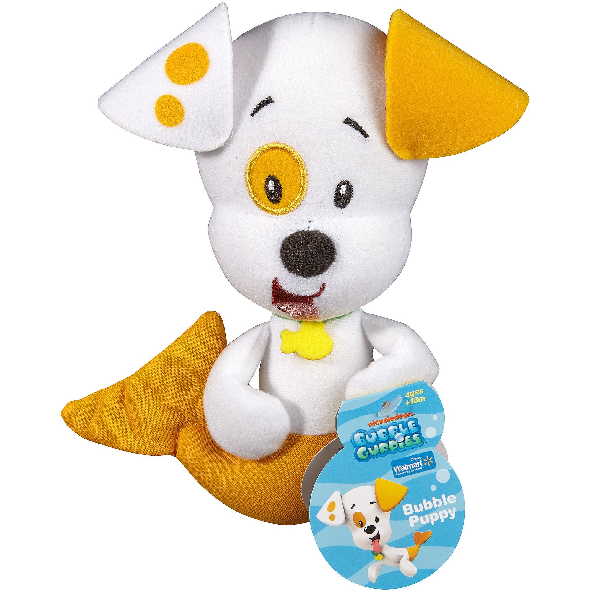Fisher price bubble guppies bubble puppy plush - Bubulles guppies ...