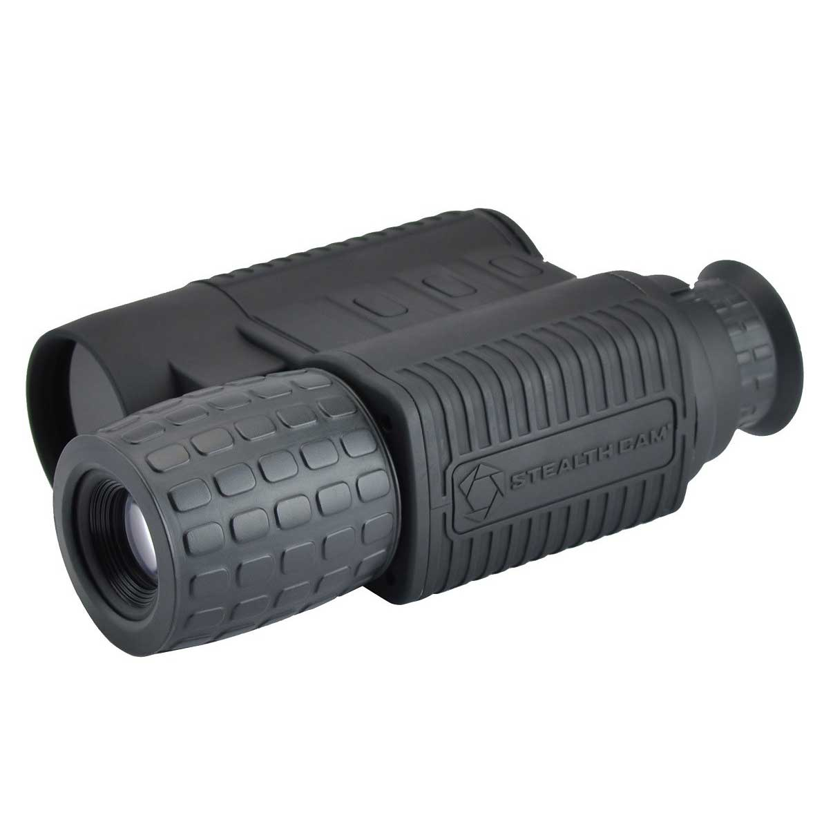 Stealth Cam 9x Zoom Night Vision 400 Ft Sight Monocular (Certified Refurbished) by Stealth Cam