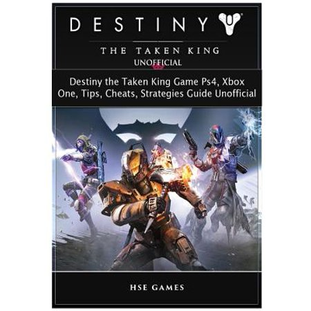 Major Strategy Guide - Destiny the Taken King Game Ps4, Xbox One, Tips, Cheats, Strategies Guide Unofficial