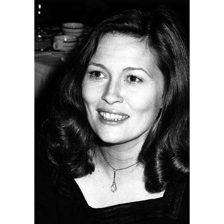 Faye Dunaway Photo Print
