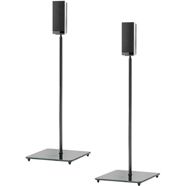 Omnimount EL0 Audiophile Speaker Stands, 2-Pack