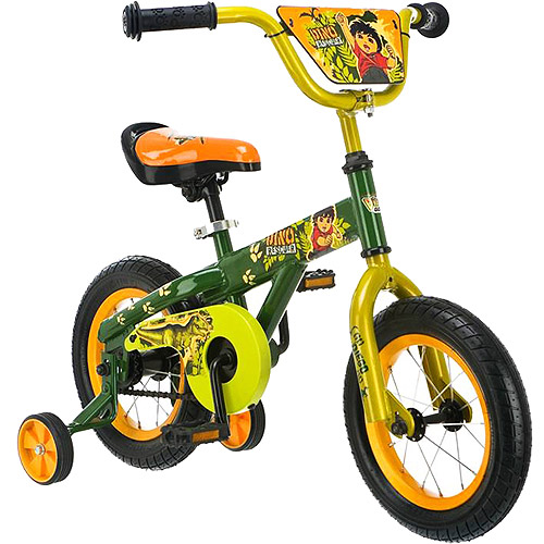 "12"" Nickelodeon Diego Boys' Dino Bike"