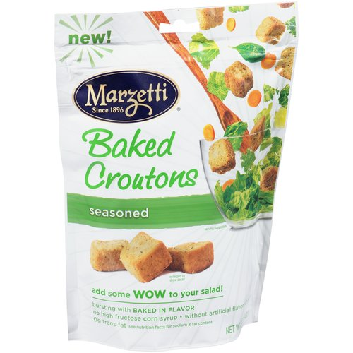 Marzetti® Seasoned Croutons 5 oz. Bag