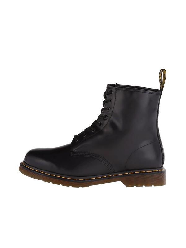 Dr. Martens Men's 1460 8-Eye Smooth Cherry Red Ankle-High Leather Boot 6M by Dr. Martens