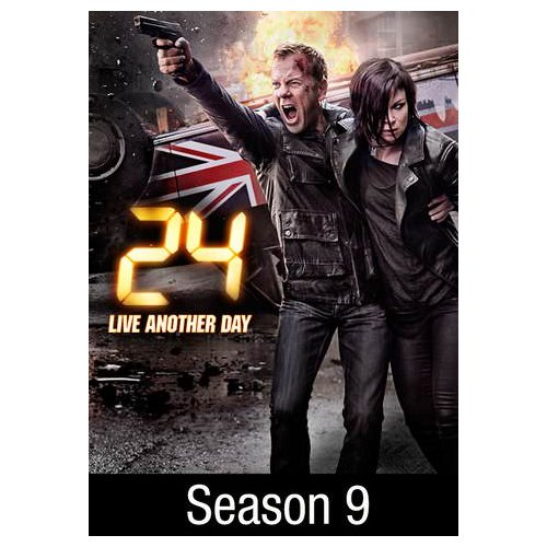 24: Live Another Day: Season 9 (2014)