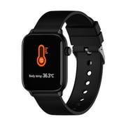 Koogeek Fitness Tracker,Smart Watch with Body Temperature Check,Heart Rate Monitor,Blood Oxygen,Sleep Monitor Smart Band