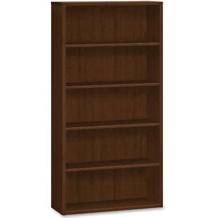 Hon 10500 Series 5 Shelf Standard Bookcase