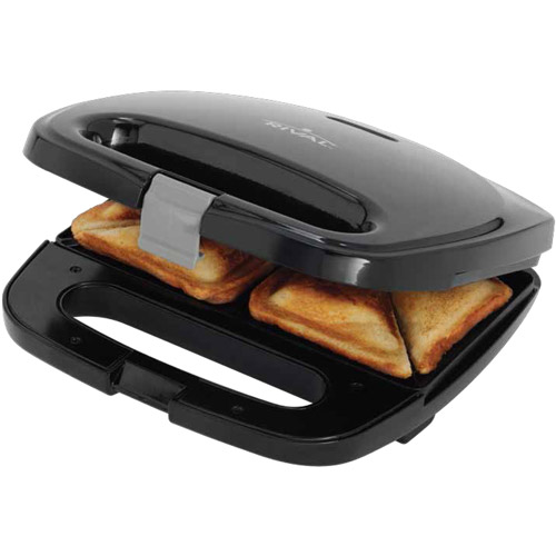 Rival Sandwich Maker, Black