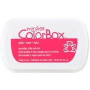 My First ColorBox Large Ink Pad-Pink