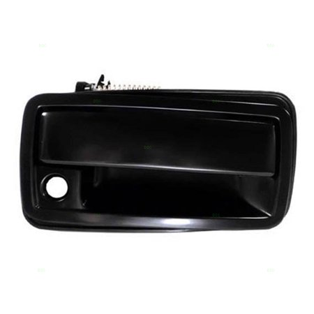 - Passengers Front Outside Exterior Door Handle Replacement for 94-05 Chevrolet GMC Pickup Truck Oldsmobile SUV 15647662