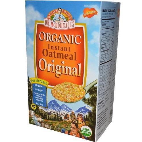 Dr. Mcdougall'S Oatml Og2 Original 9.9 Oz (Pack of 7)