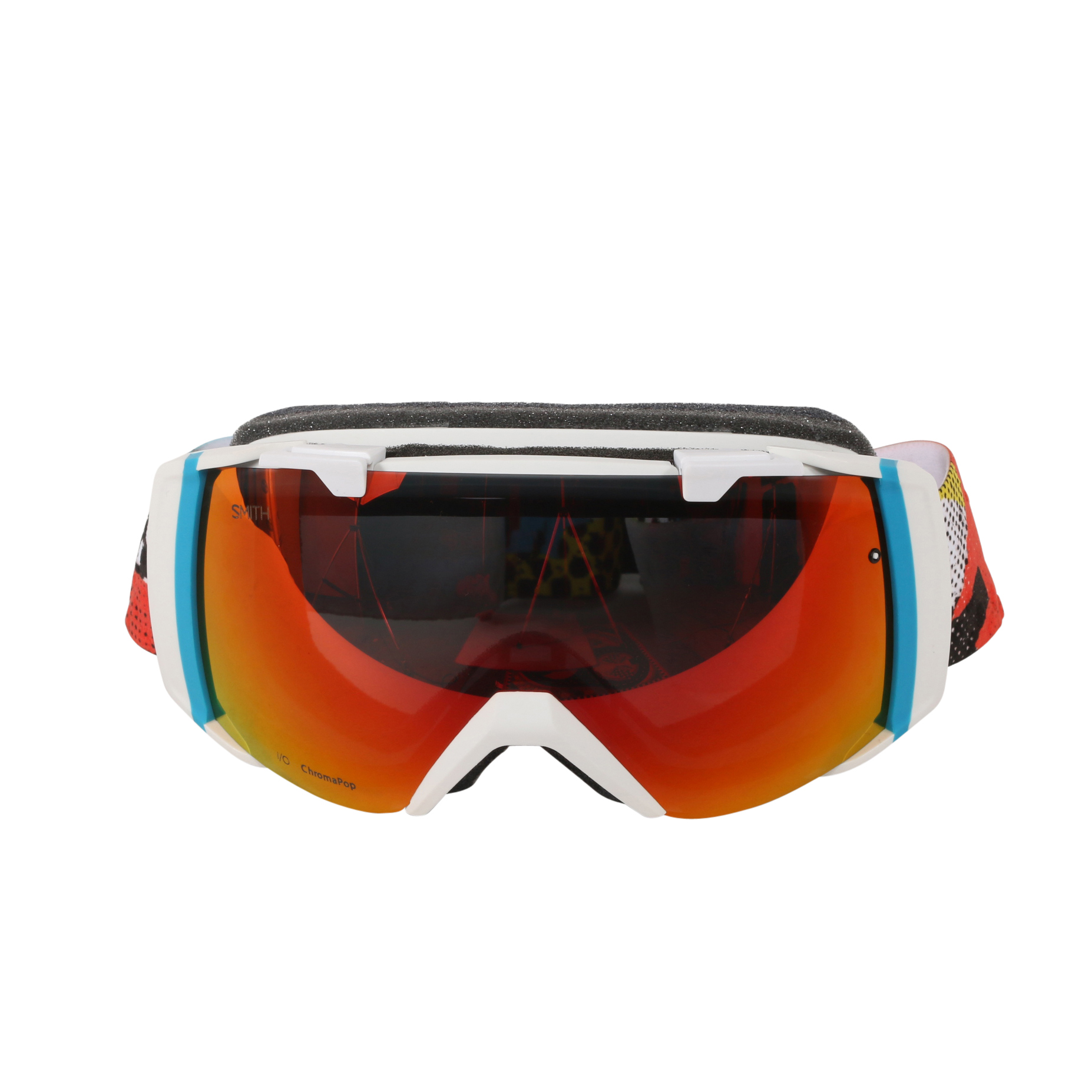 Smith Optics Burnside ChromaPop Sun I O Interchangeable Snow Goggles by Smith Optics