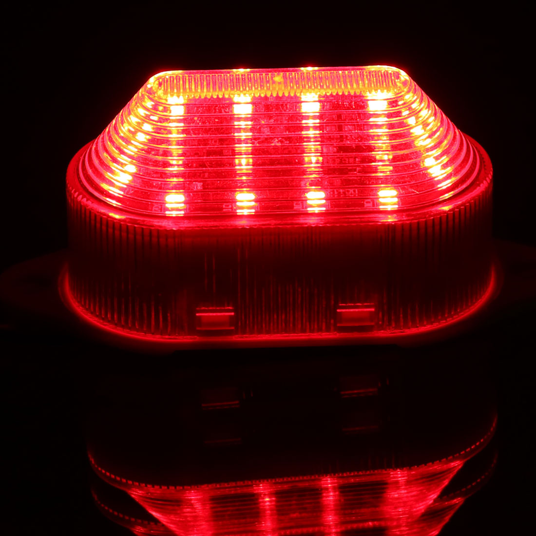 Warning Light Bulb Flashing Industrial Signal Tower Lamp DC 24V Red LTE-5051 - image 3 of 4
